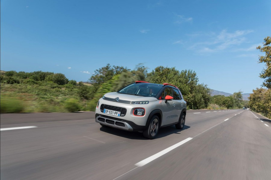 Car Reviews | Citroen C3 Aircross 1.2 petrol | CompleteCar.ie