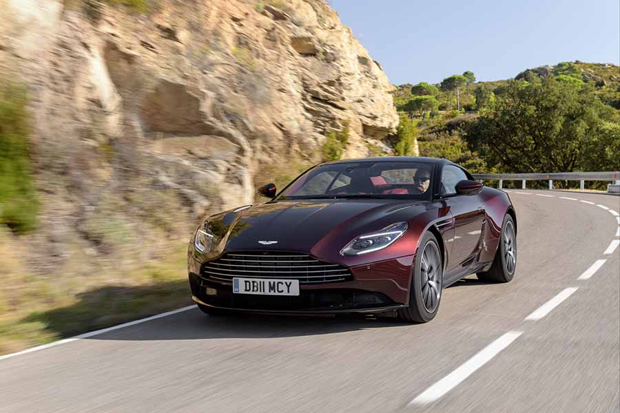 Car Reviews | Aston Martin DB11 V8 Coupe | CompleteCar.ie