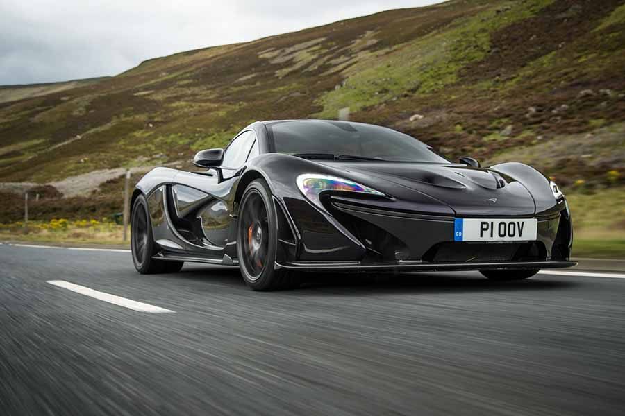 Car Reviews | McLaren P1 | CompleteCar.ie