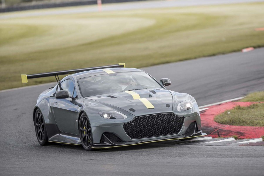 Car Reviews | Aston Martin AMR Pro Vantage | CompleteCar.ie