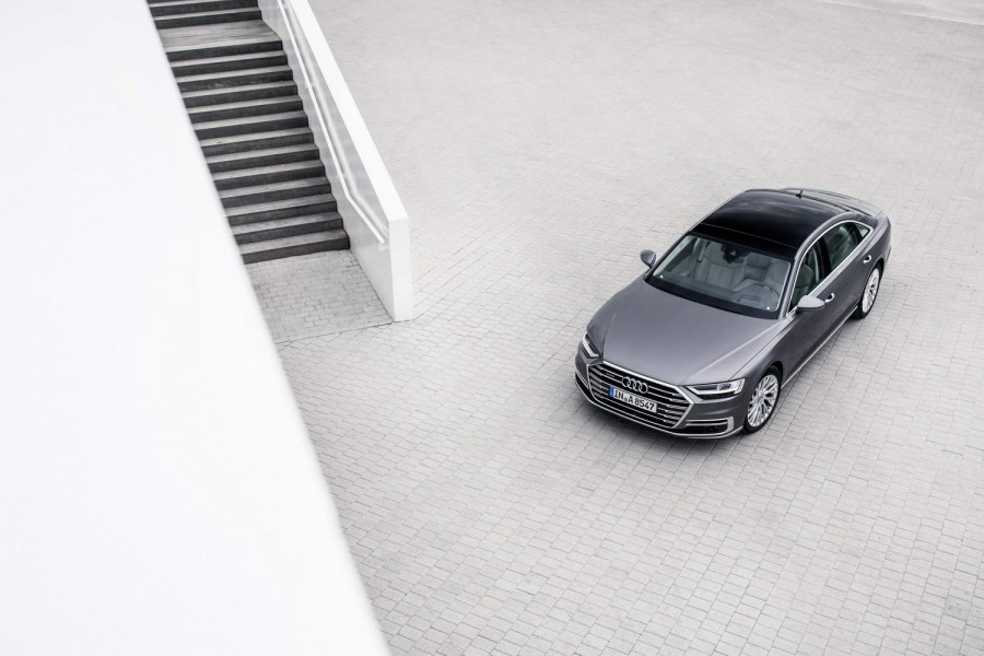 Car Reviews | Audi A8 50 TDI | CompleteCar.ie
