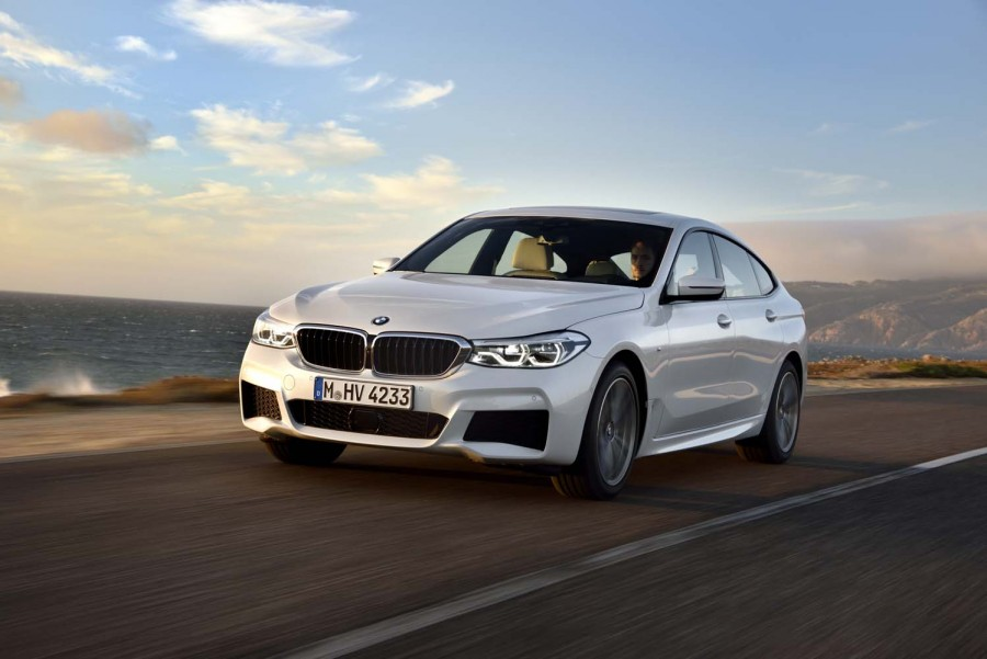 Car Reviews | BMW 640i Gran Turismo | CompleteCar.ie