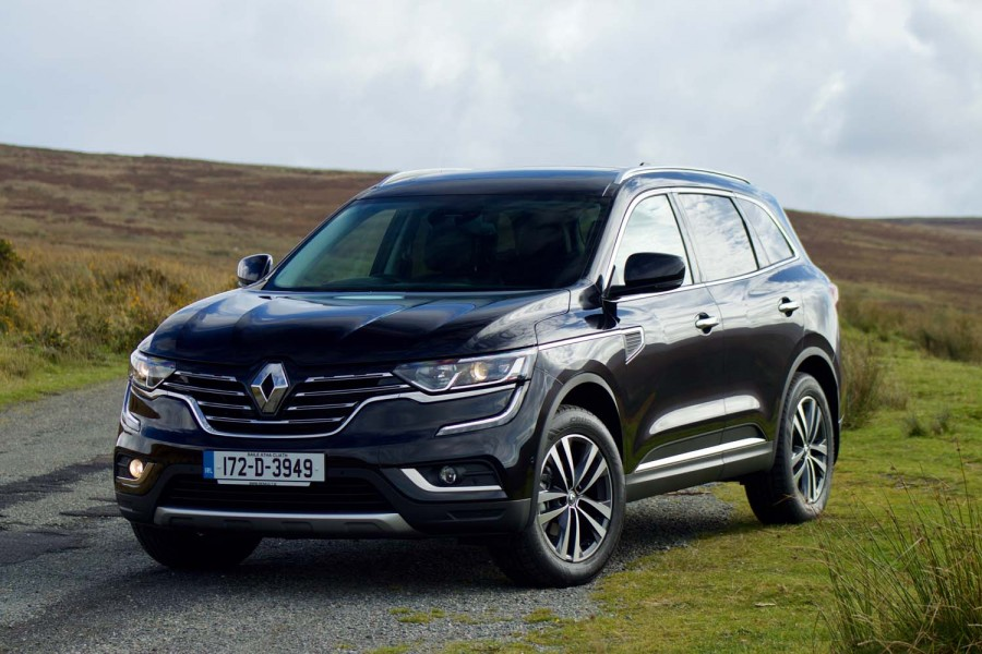 Car Reviews | Renault Koleos 2.0 diesel | CompleteCar.ie