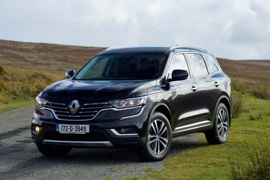 Renault Koleos 20 Diesel Reviews Complete Car
