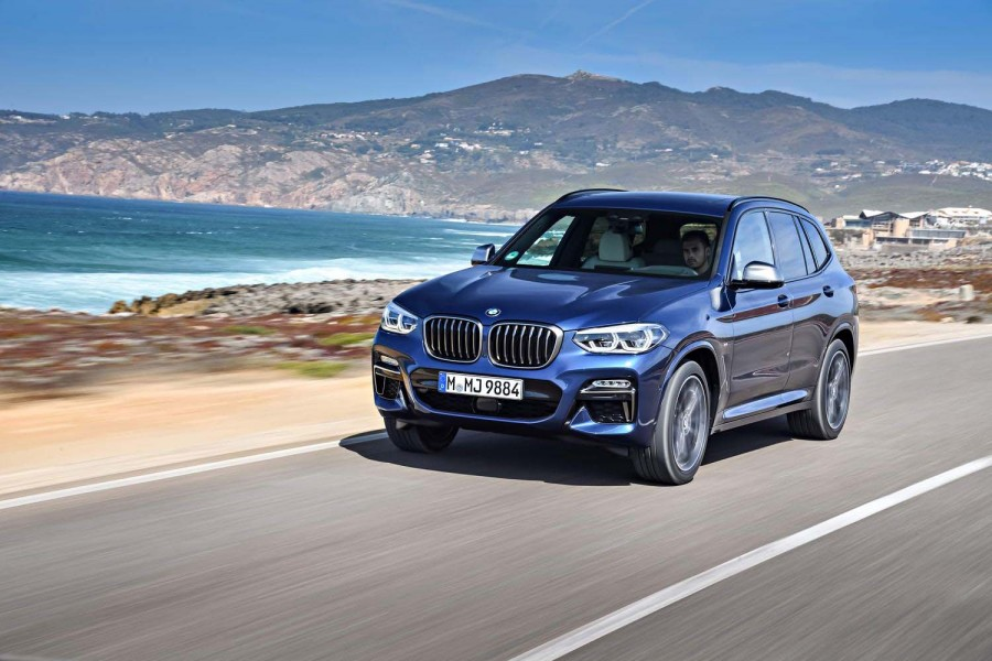 Car Reviews | BMW X3 M40i | CompleteCar.ie