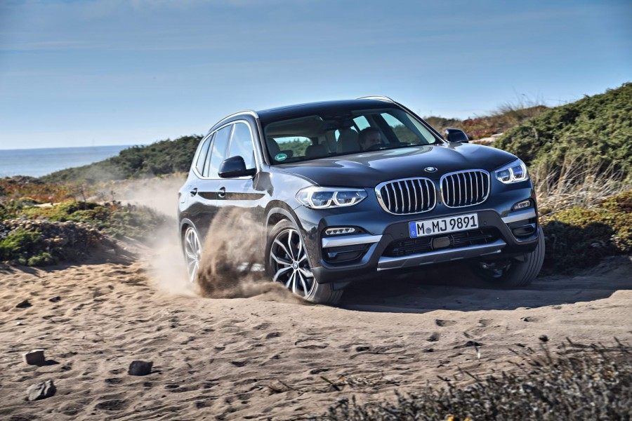 Top Five Bmw X3 30d Test 2019 - Circus