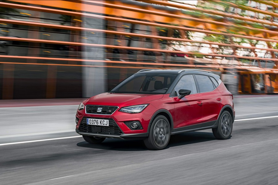 Car Reviews | SEAT Arona 1.0 TSI petrol | CompleteCar.ie