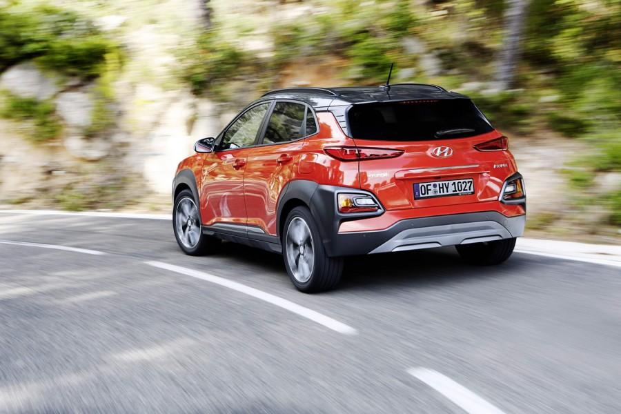 Car Reviews | Hyundai Kona 1.0 T-GDI petrol | CompleteCar.ie