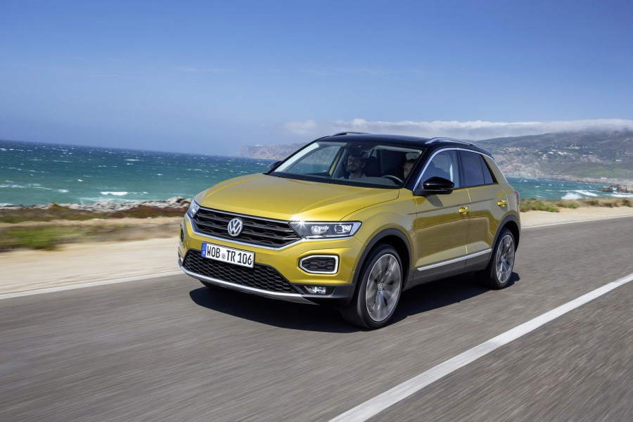 Car Reviews | Volkswagen T-Roc 2.0 TSI 4Motion | CompleteCar.ie