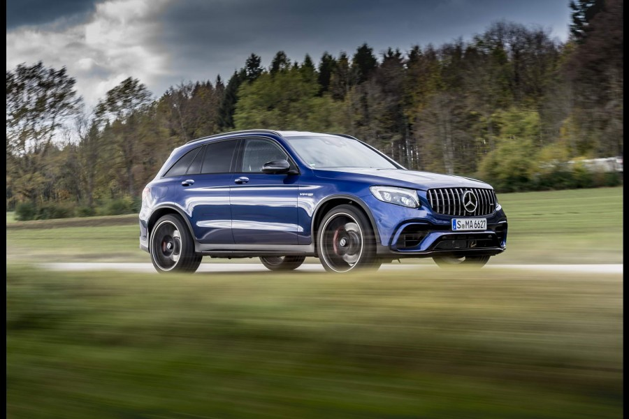 Car Reviews | Mercedes-AMG GLC 63 S 4Matic+ | CompleteCar.ie