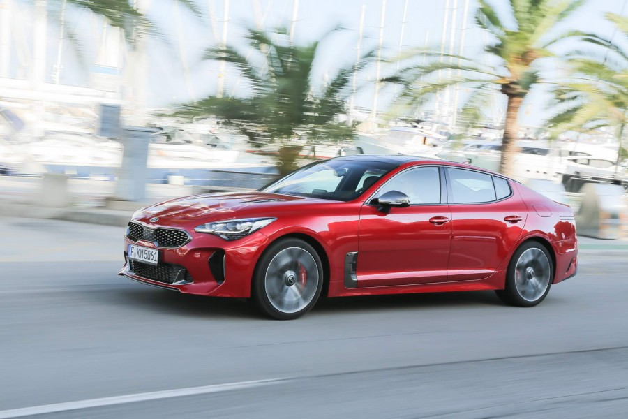 Car Reviews | Kia Stinger GT V6 petrol | CompleteCar.ie