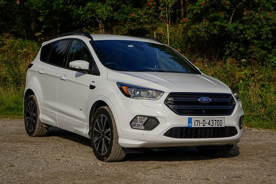 Ford Kuga St Line Reviews Complete Car