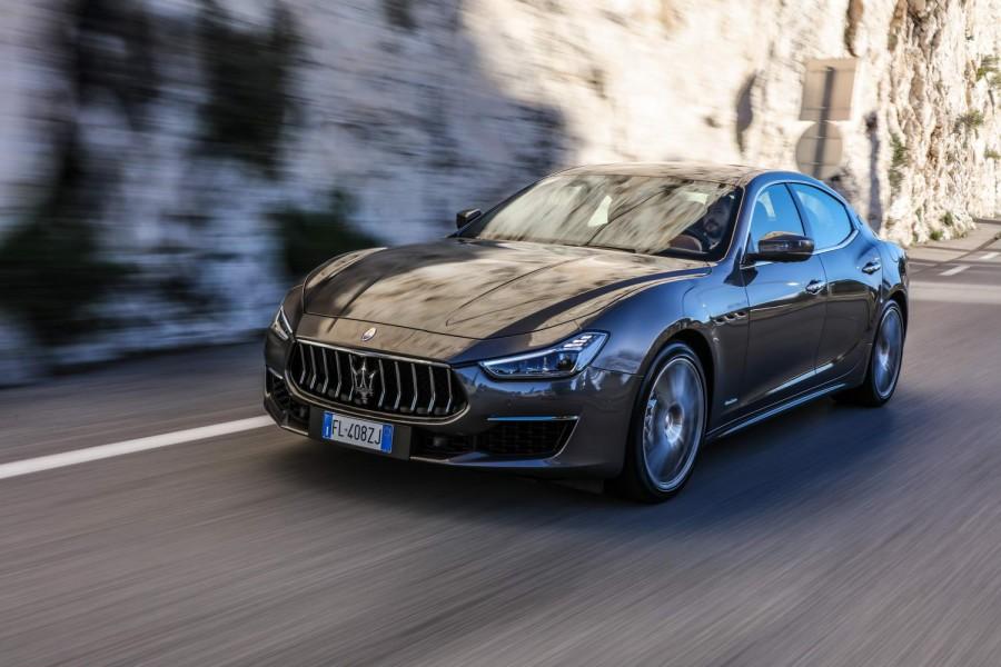 Car Reviews | Maserati Ghibli Diesel | CompleteCar.ie