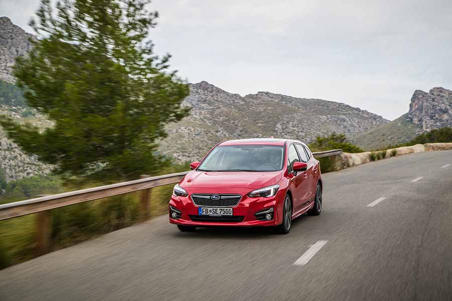 Car Reviews | Subaru Impreza 1.6 petrol | CompleteCar.ie
