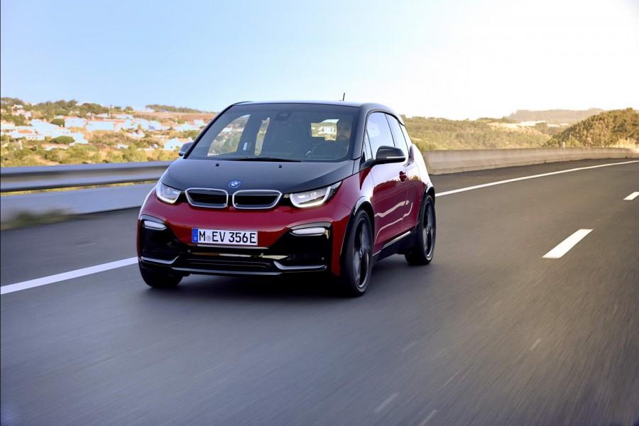 Car Reviews | BMW i3s | CompleteCar.ie