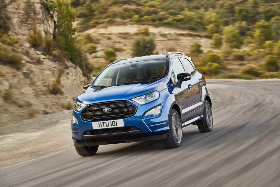Car Reviews | Ford EcoSport 1.0 EcoBoost auto | CompleteCar.ie