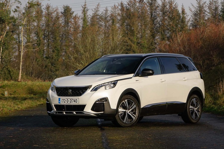 Car Reviews | Peugeot 5008 1.6 diesel | CompleteCar.ie