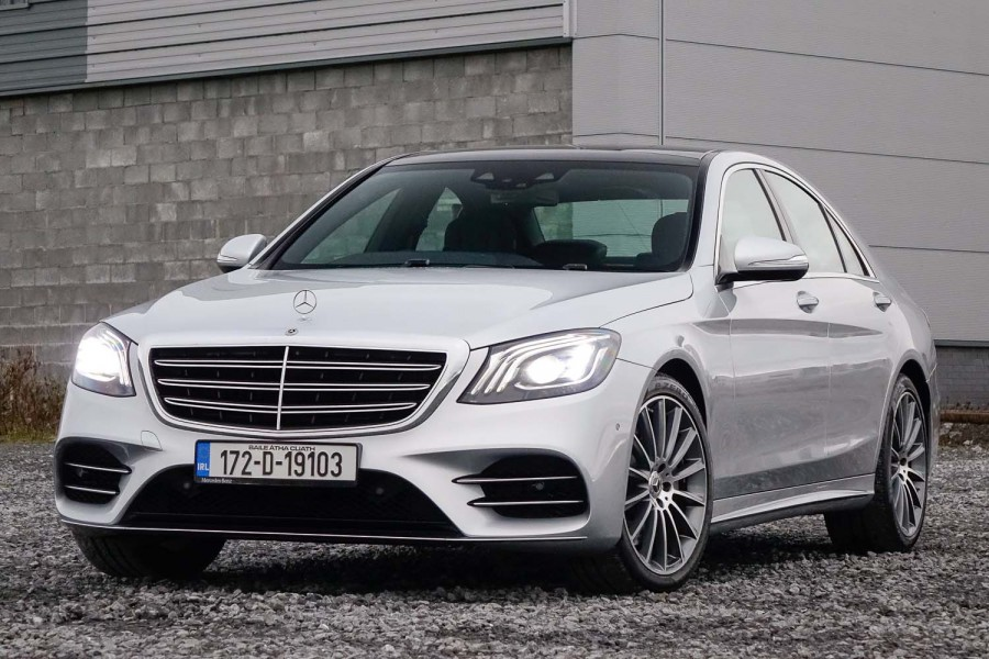 Car Reviews | Mercedes-Benz S 350 d  | CompleteCar.ie