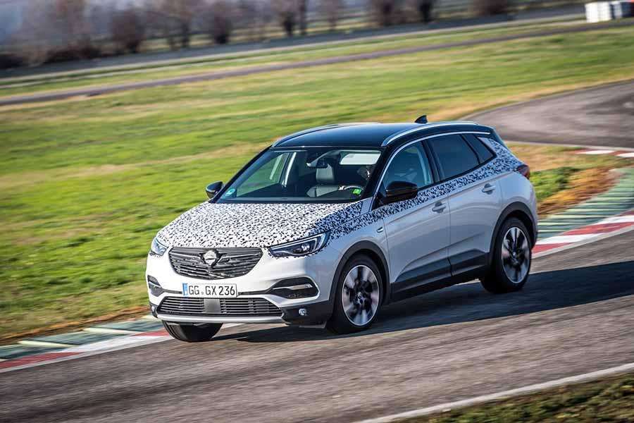 Car Reviews | Opel Grandland X 2.0 diesel | CompleteCar.ie