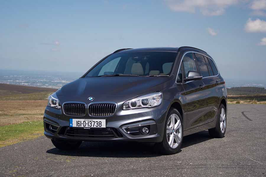 Car Reviews | BMW 216d Gran Tourer | CompleteCar.ie