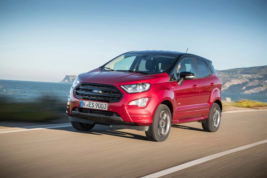 Car Reviews | Ford EcoSport 1.5 diesel AWD | CompleteCar.ie