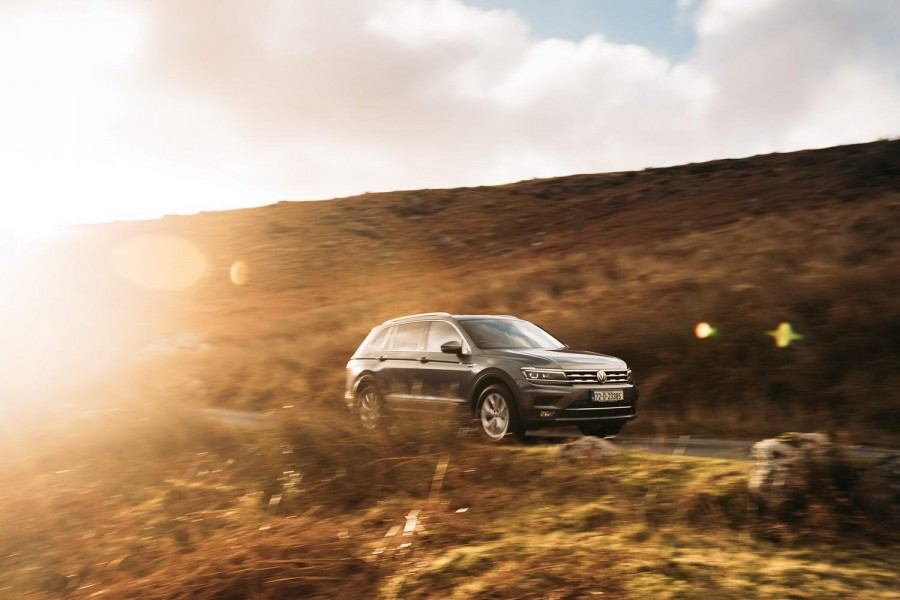 Car Reviews | Volkswagen Tiguan Allspace 2.0 TDI 4Motion | CompleteCar.ie