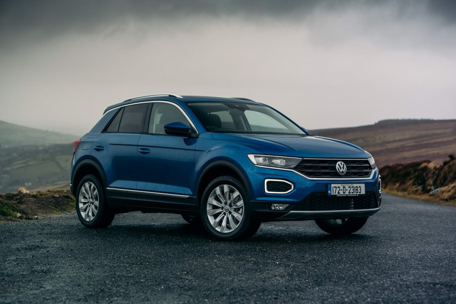 Car Reviews | Volkswagen T-Roc 2.0 TDI 4Motion | CompleteCar.ie