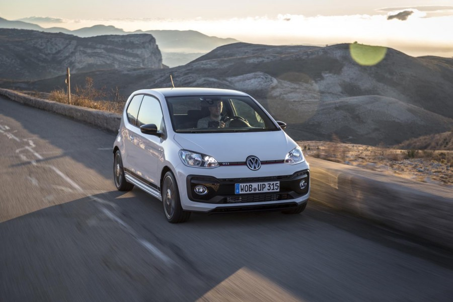 Car Reviews | Volkswagen up! GTI | CompleteCar.ie