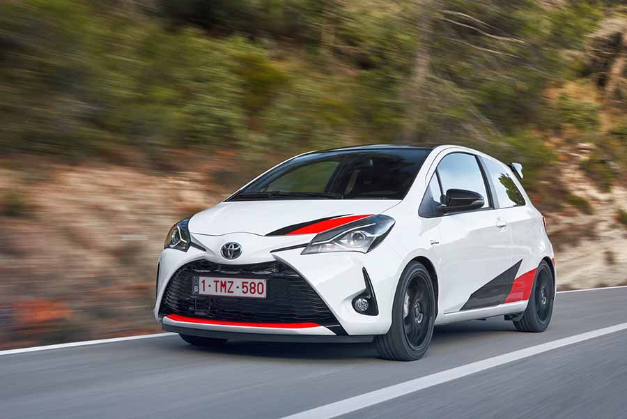 Car Reviews | Toyota Yaris GRMN | CompleteCar.ie