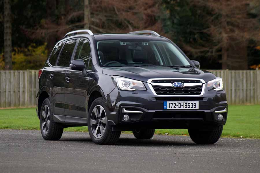 Car Reviews | Subaru Forester 2.0 petrol | CompleteCar.ie