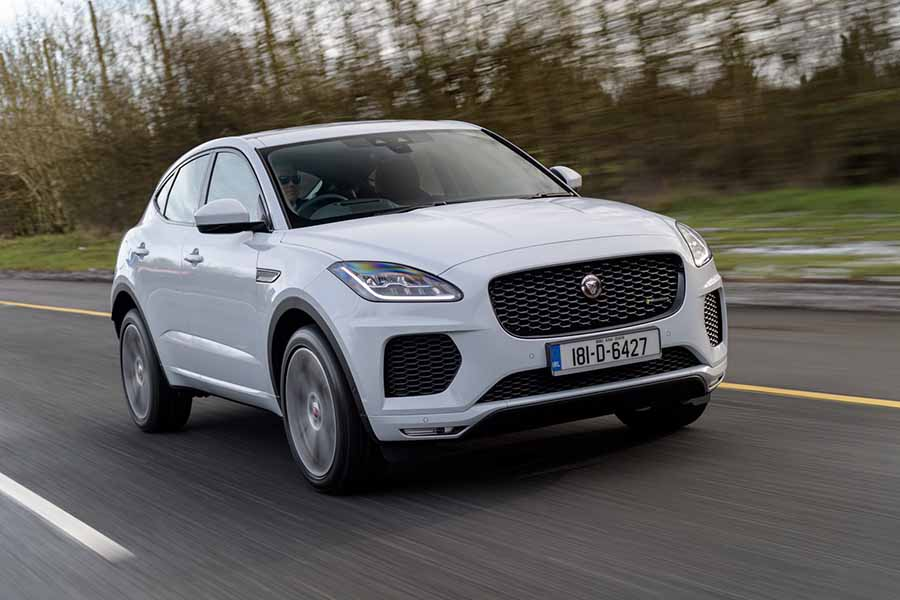 Car Reviews | Jaguar E-Pace 2.0 Diesel | CompleteCar.ie
