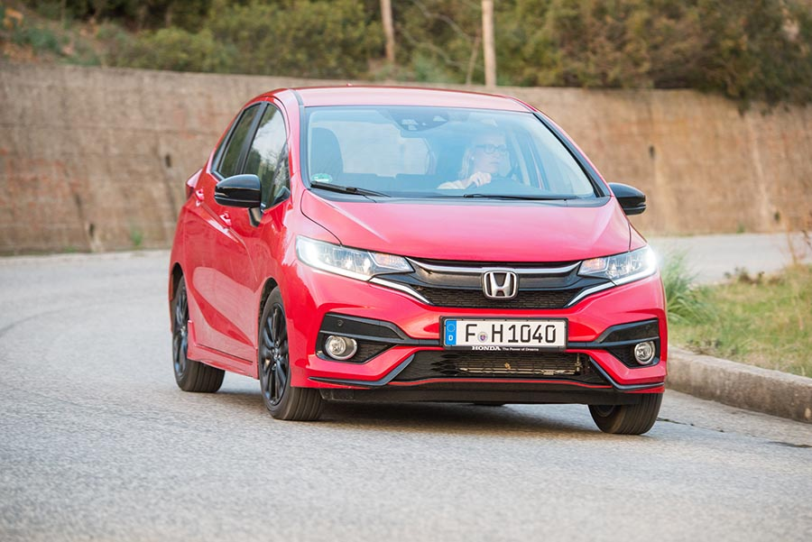 Car Reviews | Honda Jazz 1.5i VTEC petrol | CompleteCar.ie