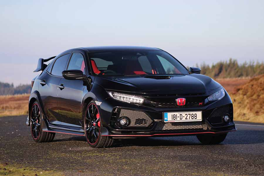 Car Reviews | Honda Civic Type R | CompleteCar.ie