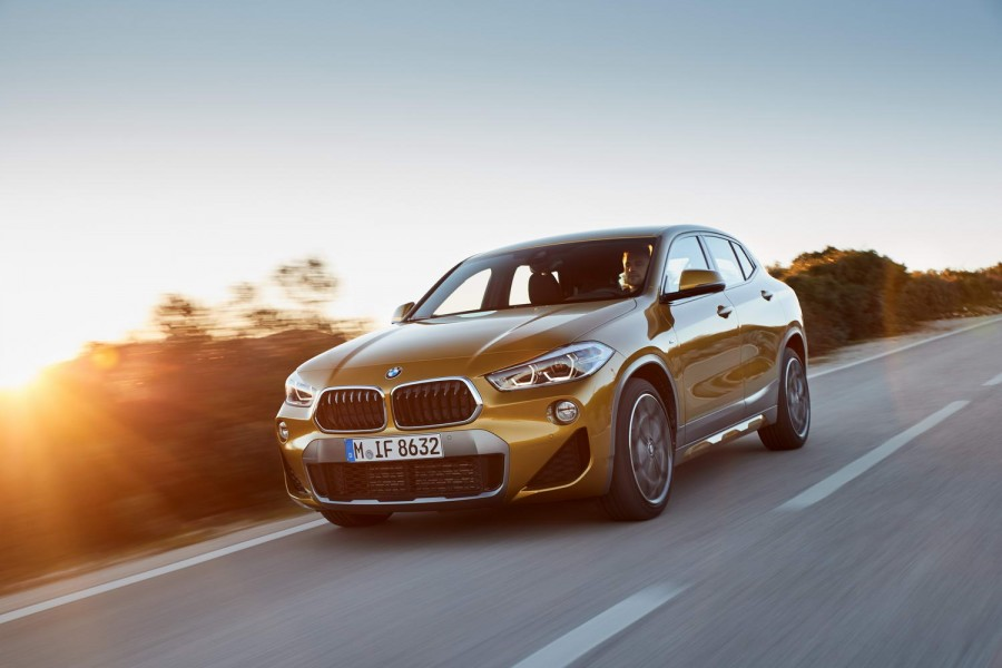 Car Reviews | BMW X2 xDrive20d diesel | CompleteCar.ie