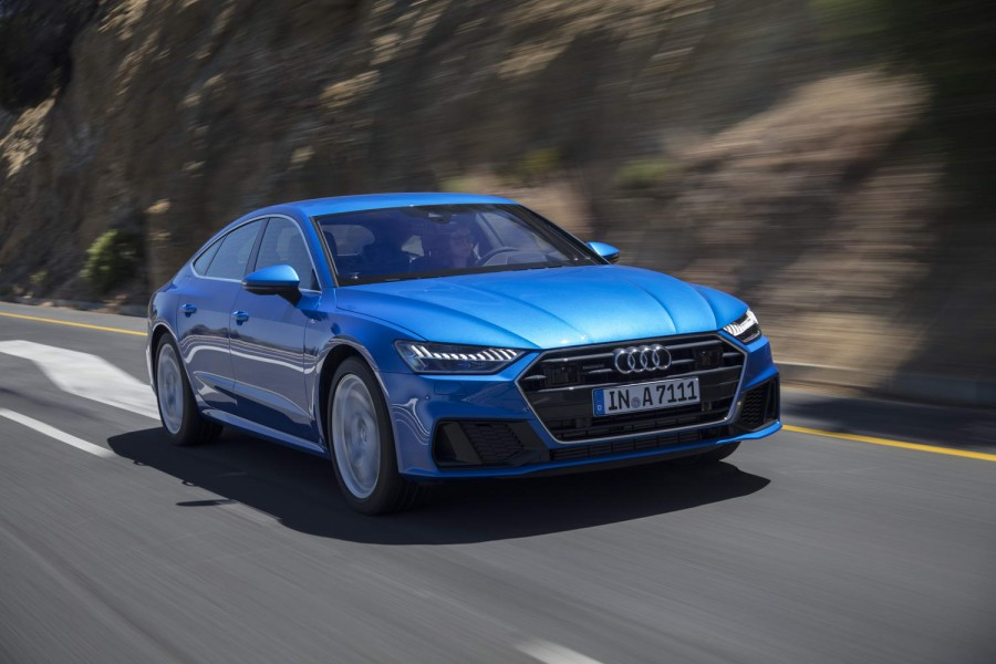 Audi A Sportback TFSI Petrol Reviews Complete Car - Audi a7 review