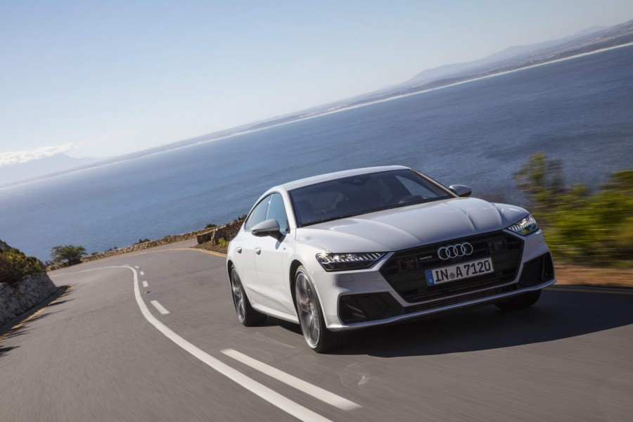 Car Reviews | Audi A7 Sportback 50 TDI diesel | CompleteCar.ie