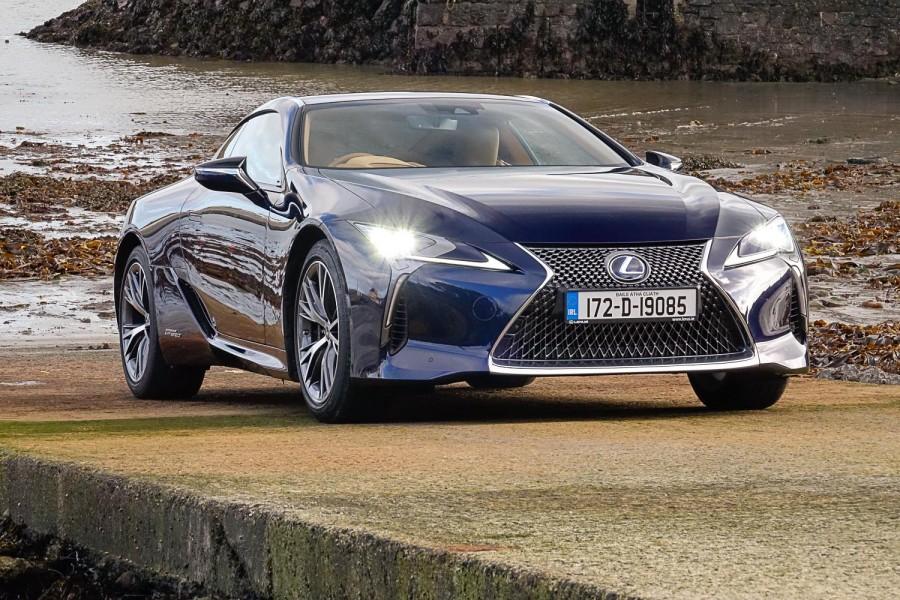 Car Reviews | Lexus LC 500h | CompleteCar.ie