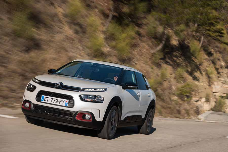 Car Reviews | Citroen C4 Cactus 1.2 petrol | CompleteCar.ie