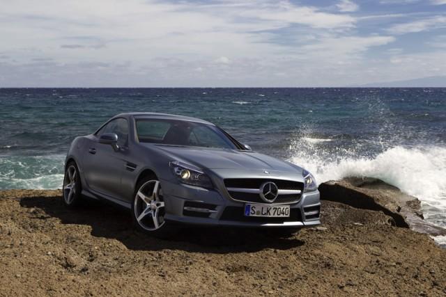 Car Reviews | Mercedes-Benz SLK | CompleteCar.ie