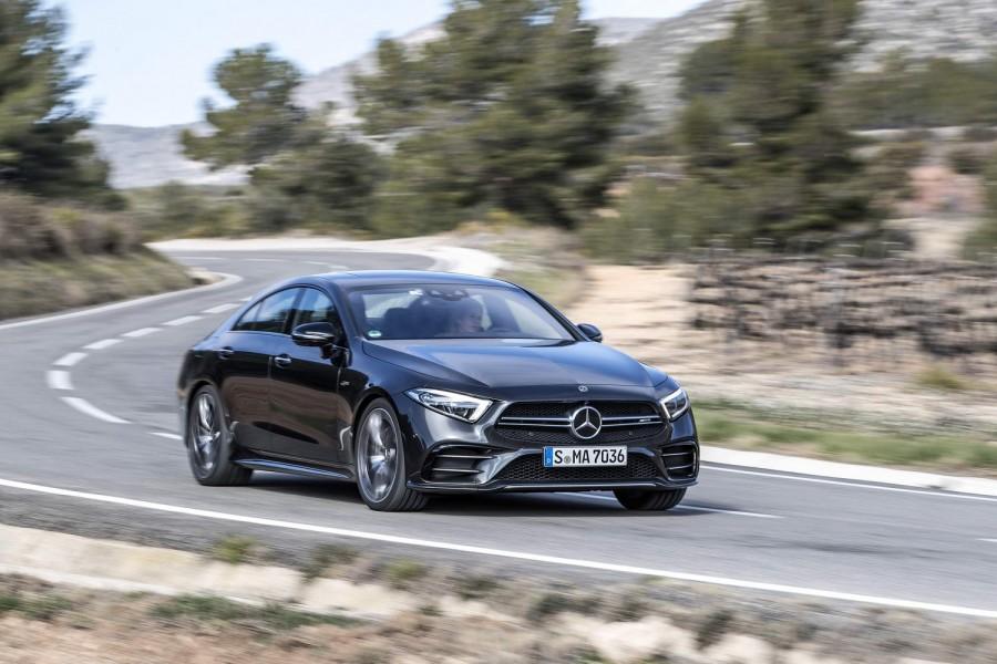 Car Reviews | Mercedes-AMG CLS 53 4Matic+ | CompleteCar.ie