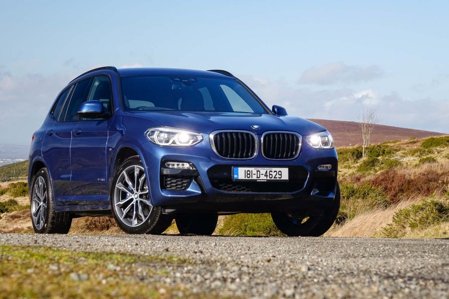 Car Reviews | BMW X3 xDrive20d | CompleteCar.ie