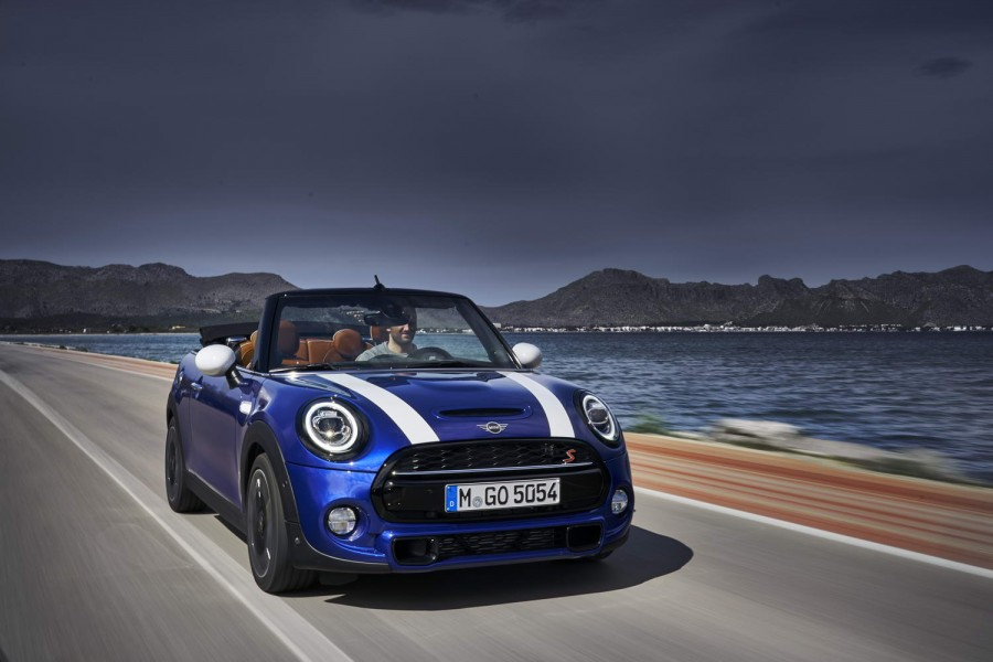 Mini Cooper S Convertible Reviews Complete Car