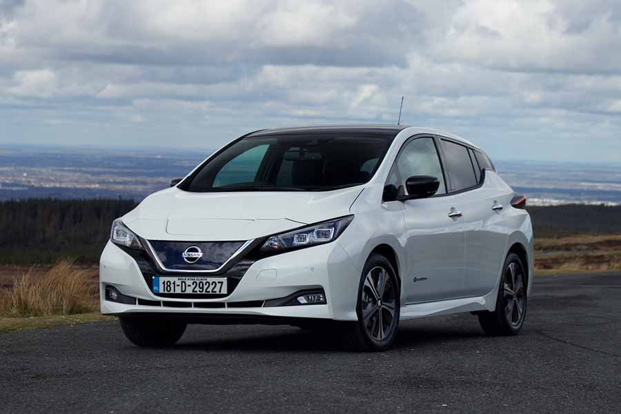 Car Reviews | Nissan Leaf 40kWh | CompleteCar.ie