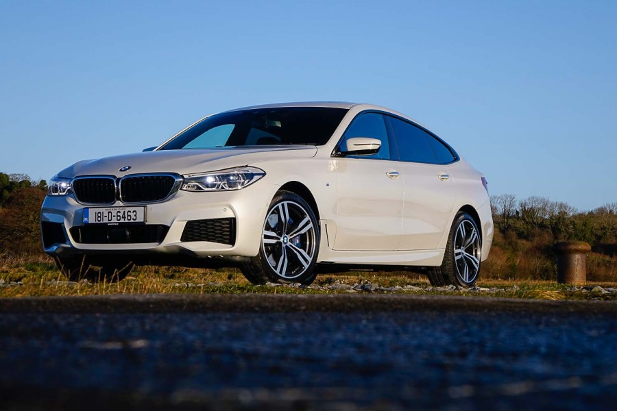 Car Reviews | BMW 630d Gran Turismo | CompleteCar.ie