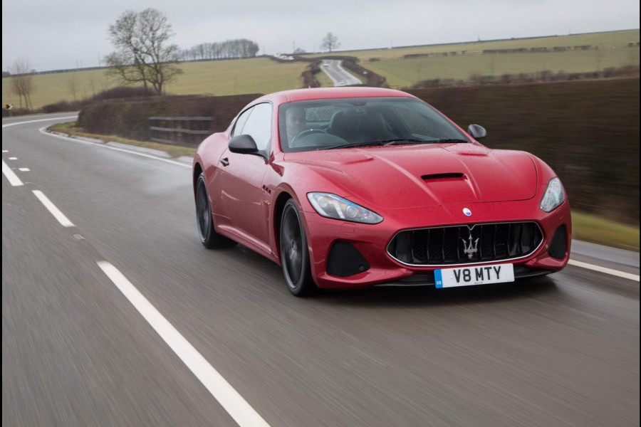 Car Reviews | Maserati Granturismo MC | CompleteCar.ie