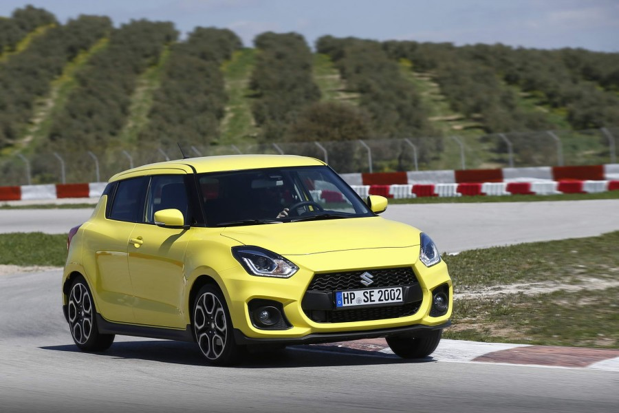 Suzuki Swift Sport Suzuki Swift Sport ...