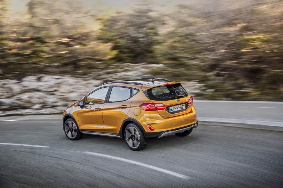 Car Reviews | Ford Fiesta Active 1.0 petrol | CompleteCar.ie