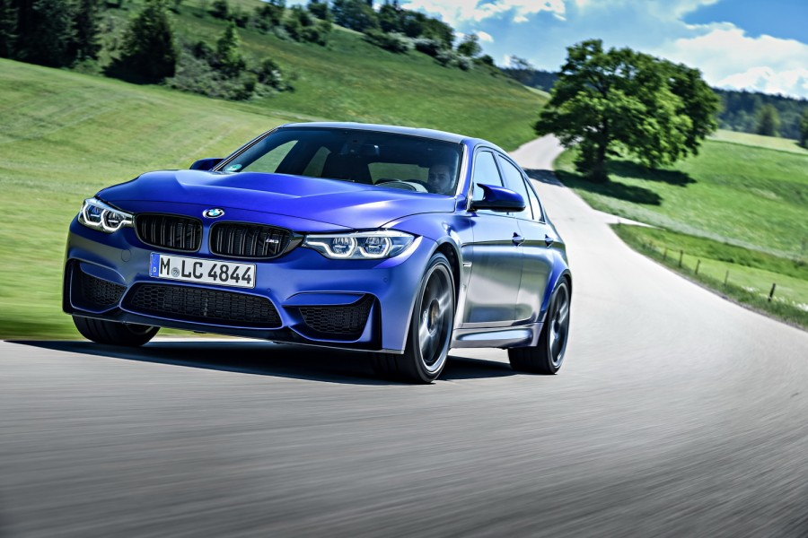 Car Reviews | BMW M3 CS | CompleteCar.ie