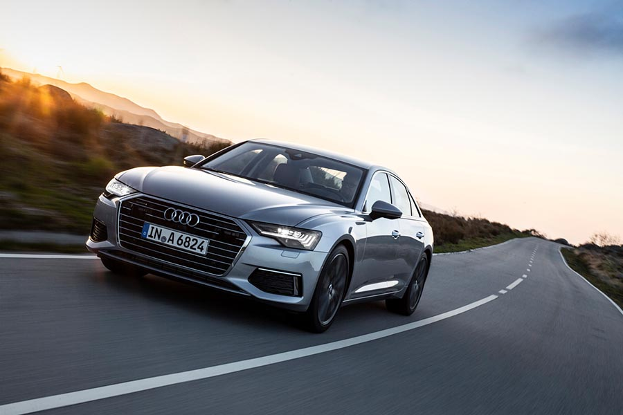 Car Reviews | Audi A6 40 TDI diesel | CompleteCar.ie