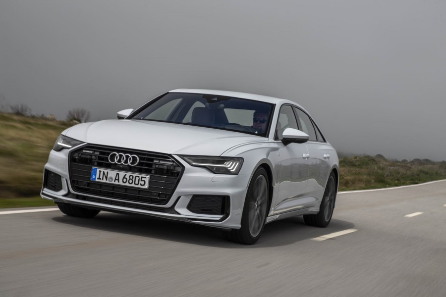 Audi A TFSI Petrol Reviews Complete Car - A6 audi